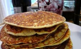 Pancakes sans farine