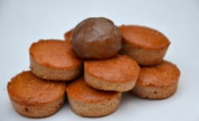 Financiers aux marrons