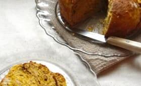 Kringle roulé au butternut et à la cannelle