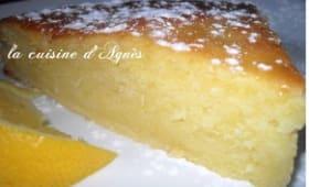 Gâteau au citron et à l huile d'olive