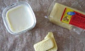 Le yaourt à la pâte d'amande