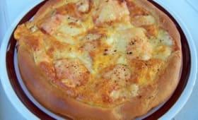 Tarte au maroilles à pâte levée et accessoirement tartes sucrées