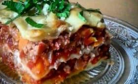 Des lasagnes maison pour varier les plaisirs !