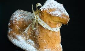 Gâteaux et brioches de Pâques