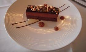 Gâteau aux deux chocolat