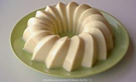 Bavarois a la vanille