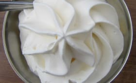 Crème liquide