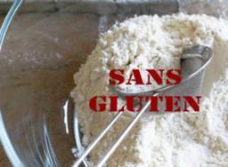 Farine sans gluten