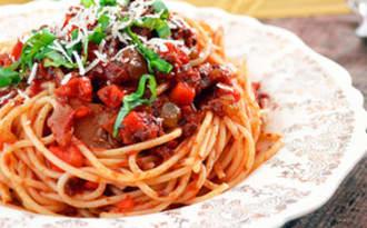 Sauce Spaghetti à la Gab