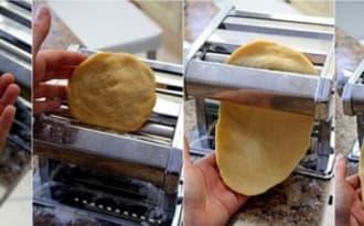 Pâte à lasagne maison