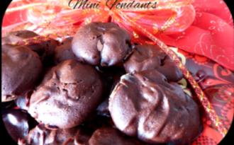 Mini fondants très chocolatés