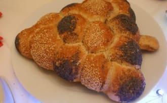 Petits pains pavot et sésame au thermomix facile et rapide