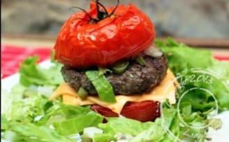 Tomate burgers