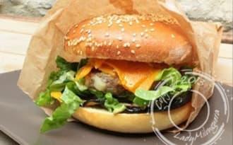 Indian burger