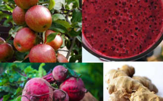 Idees De Recettes A Base De Cocktail De Sante Et De Jus De Fruits