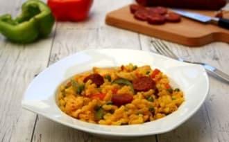One pot pasta comme une paella