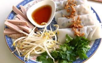 Raviolis vietnamiens au porc et aux champignons noirs