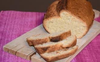 Coconut bread