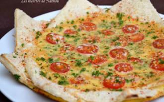 Omelette soleil