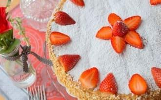Millefeuille aux fraises facile et rapide