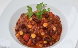 Chili végétarien
