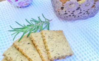 Crackers croustillants