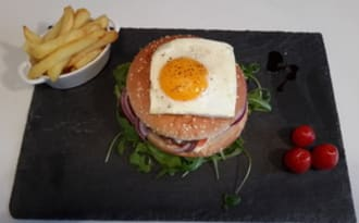 Hamburger madame