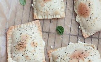 Cheese pie pop tarts