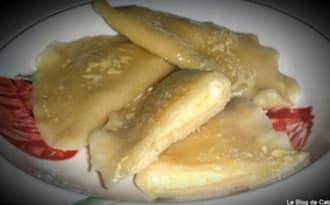 Varenyky - Raviolis au fromage