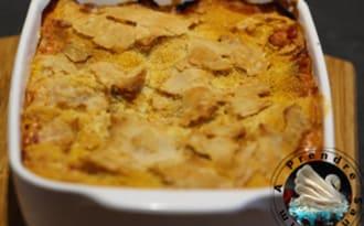 Lasagnes aux 4 fromages