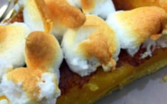 Ma tarte au citron rapide et inratable en video