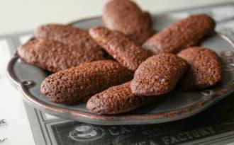 Crème d'amande noisette et chocolat