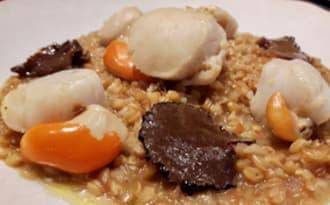 On vous prend pour des truffes avec ce risotto qui n'en est pas un!