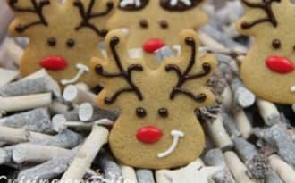 Sablés Rudolph