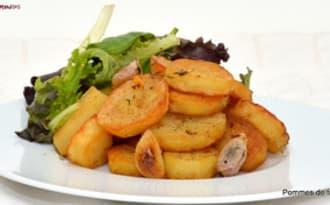 Pommes de terre fondantes de Gordon Ramsay