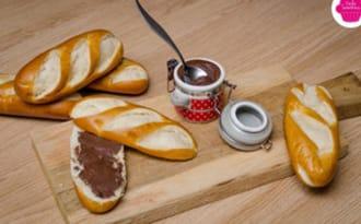 Pâte à tartiner maison accompagnée de Moricettes® - Noël praliné