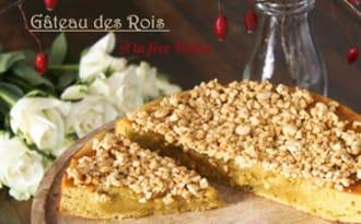 Gâteau des Rois à la fève Tonka