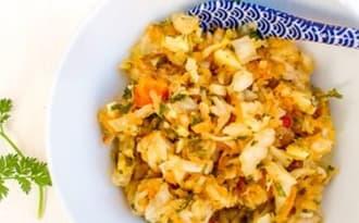 Kimchi coréen revisité