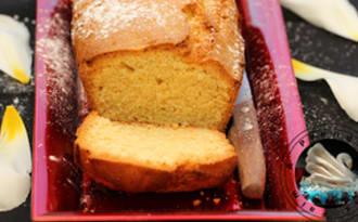 Gâteau de Madère au citron en vidéo