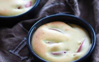 Gratin aux fruits, sabayon au Pineau des Charentes
