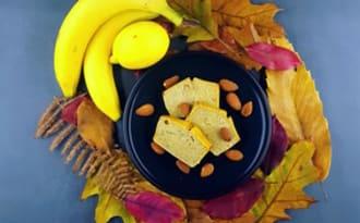 Cake pommes-bananes