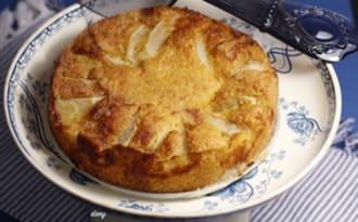 Tarte aux pommes de Savoie