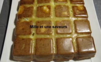 Gâteau au Reblochon