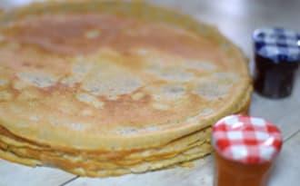 Pâte à crêpes à la farine de sorgho