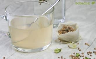 Sobacha ou infusion aux graines de sarrasin