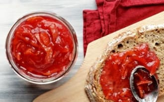 Marmelade d'oranges sanguines
