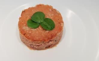 Gratin de thon à l'italienne