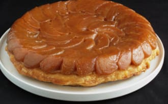L'incroyable tarte tatin de Christophe Michalak
