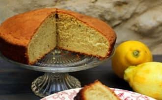 Biscuit léger au citron et fève tonka