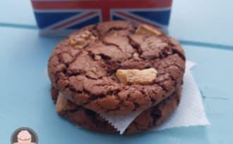 Outrageous cookies chocolate de Martha Stewart